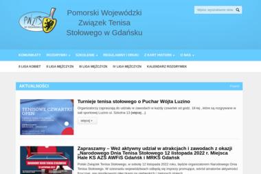 Pomorski Wojewódzki Związek Tenisa Stołowego w Gdańsku - Jazdy Doszkalające Gdańsk