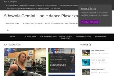 Gemini Dance & Fit - Joga Piaseczno