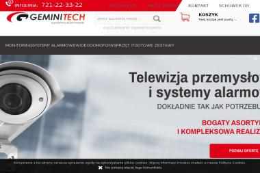 Agencjia Ochrony Mienia Gemini Tech Group - Agencja ochrony Szczecin