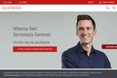 Generali Towarzystwo Ubezpieczeń S.A. Filia Kalisz - Ubezpieczenie samochodu Kalisz