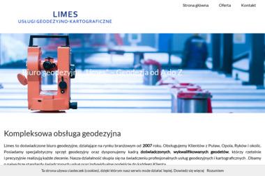Limes Usługi geodezyjno-kartograficzne s.c. - Usługi Geodezyjne Puławy