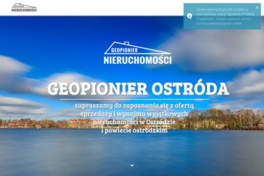 Nieruchomości Geopionier Pośrednictwo i Doradztwo w Obrocie Nieruchomościami - Agencja nieruchomości Ostróda