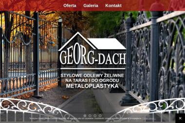 GEORG - DACH - Schody Stalowe Krotoszyce
