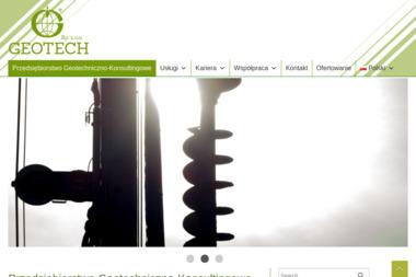 Przedsiębiorstwo Geotechniczno Konsultingowe Geotech Sp. z o.o. - Geolog Bydgoszcz