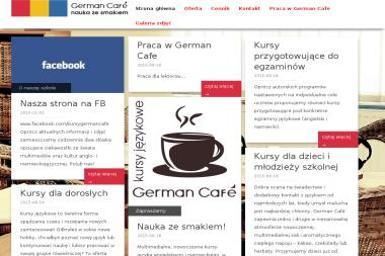 German Café - Szkoła Językowa Chodzież