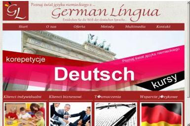 Anna Fiedler German Lingua. Język niemiecki, kurs języka niemieckiego, tłumaczenia z niemieckiego - Szkoła językowa Krapkowice
