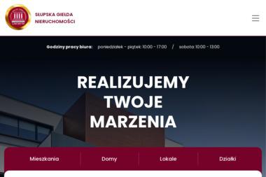 Słupska Giełda Nieruchomości. Mieszkania, domy - Agencja nieruchomości Słupsk