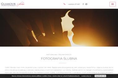 Glamour. Studio Fotografii Agencja Fotograficzno Reklamowa. Michał Patysiak - Ulotki Kalisz