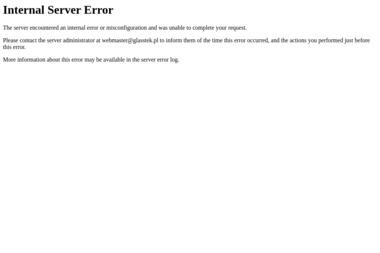 Glasstek - Piaskowanie Nowe Miasto Lubawskie