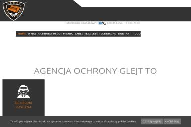"Agencja Ochrony Osób i Mienia ""GLEJT"" - Firma Ochroniarska Gorlice"
