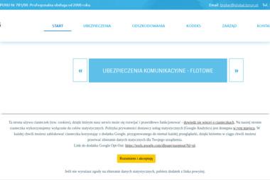 Global Brokers Sp. z o.o. - Ubezpieczenie firmy Toruń