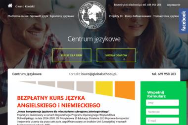 Marcin Rydzewski Global School - Lekcje Angielskiego Ożarów Mazowiecki
