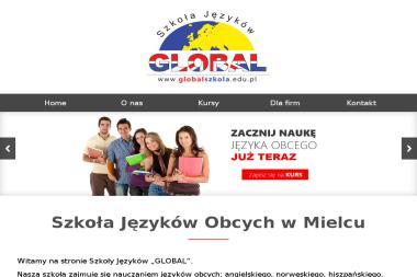 Krawiec Katarzyna Global Szkoła Języków - Nauczyciele angielskiego Mielec