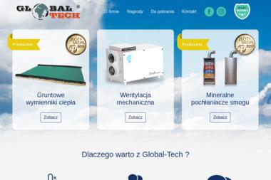 PHU Global-Tech Renata Nowak-Mucha - Klimatyzacja Dąbrowa Górnicza