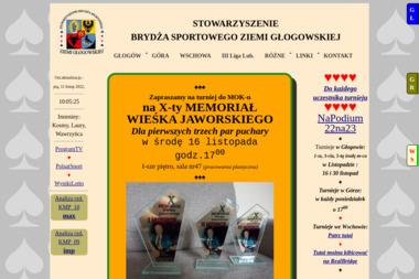 Stowarzyszenie Brydża Sportowego Ziemi Głogowskiej w Głogowie - Szkoła Jazdy Głogów