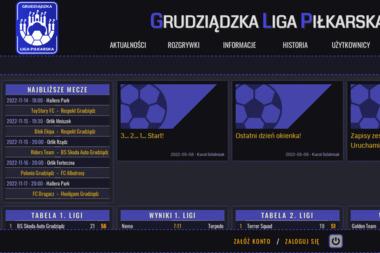 Stowarzyszenie Grudziądzka Liga Piłkarska - Joga Grudziądz