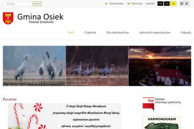 Gminny Ośrodek Pomocy Społecznej - Pomoc domowa Osiek