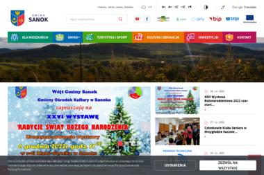 Gminny Ośrodek Pomocy Społecznej - Pomoc domowa Sanok