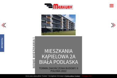 """Przedsiębiorstwo Handlowo Usługowo Produkcyjne """"Merkury"""" Goławski Andrzej - Drzwi Biała Podlaska"""