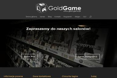 Gold-Game - Komputery i sieci Bydgoszcz