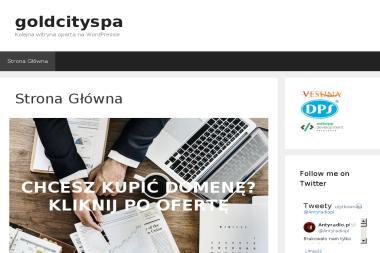 Gold City Spa Centrum Bioodnowy - Masaż Kraków