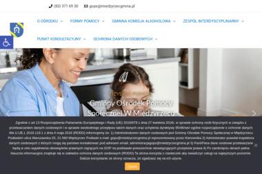 Gminny Ośrodek Pomocy Społecznej w Międzyrzecu Podlaskim - Pomoc domowa Międzyrzec Podlaski