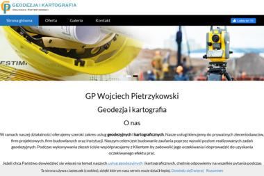 GP Wojciech Pietrzykowski - Ewidencja Gruntów Natalin