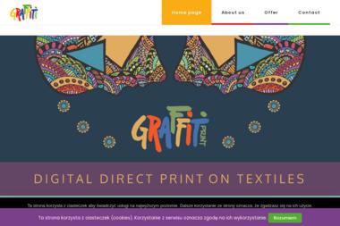 Graffiti Print - Agencja marketingowa Dopiewiec