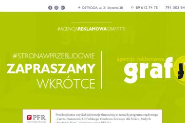 Jarosław Bogusławski Agencja Reklamowa Graffitti - Agencja marketingowa Ostróda