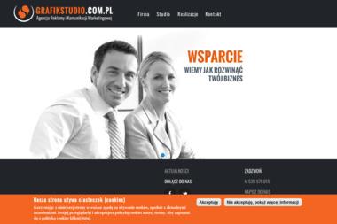 Grafikstudio. Agencja reklamy - Drukarnia Bielsko-Biała