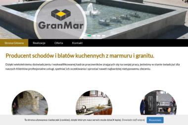 Gran-Mar. Zak艂ad Kamieniarski - Schody metalowe Jedlicze
