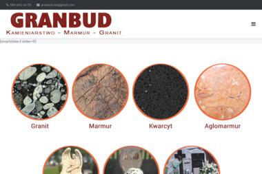 GRANBUD - Kamieniarstwo Zamość