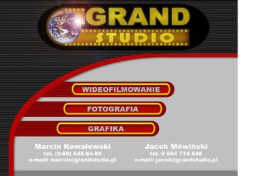 Grand Studio Marcin Kowalewski - Kamerzysta Iława