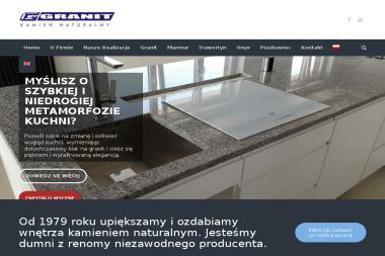 Pw PHU Granit. Adam Grabowski - Schody Solec Kujawski