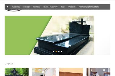 Bazalt Kamieniarstwo i Usługi Remontowo-Budowlane - Schody Moszyn
