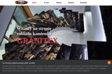 Granitex Zakład Kamieniarski Eksport Import Wiesław Wójcik - Nagrobki Bieruń