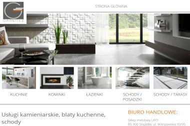 Granitex Arkadiusz Jan Pietraszek - Kamieniarstwo Karolina