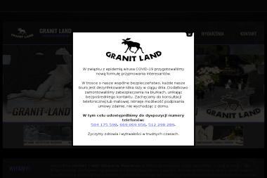 Granit Land - Skład budowlany Łoś