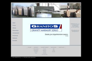 Granitos Sp. z o.o. - Schody Metalowe Rybnik