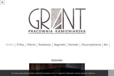 Grant Pracownia Kamieniarska - Blaty kamienne Tczew