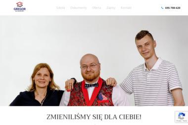 GREGOR Nauka Języków - Nauczyciele angielskiego Iława