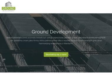 Ground Development Sp.z o.o. - Kopanie Stawów Miłocice