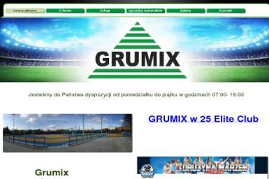 Przedsiębiorstwo Handlowo Usługowe Grumix - Wypożyczalnia Sprzętu Budowlanego Sosnowiec