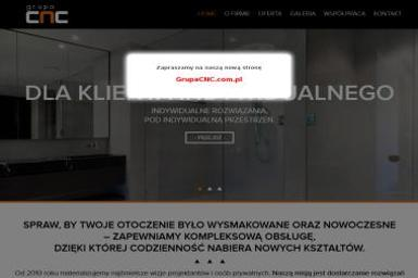 Grupa CNC Karczyński Filip Skotarczak Marcin s.c. Szkło, balustrady - Obróbka Metali Ciele