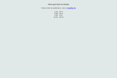 Gym Power Croft - Trener personalny Łańcut
