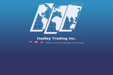 Hadley Trading Inc Sp. z o.o. Przedstawicielstwo w Polsce - Firma Marketingowa Warka