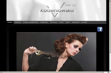Maria Korzeniowska Hair By Korzeniowska - Trener Personalny Marki