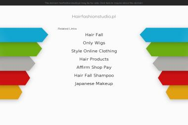 Hair Fashion Studio. Salon Fryzjerski - Stylista Zielona Góra