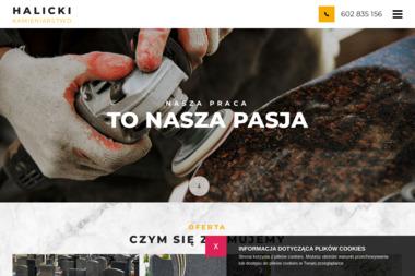 Halicki kamieniarstwo - Sprzedaż Blatów Kamiennych Gdynia