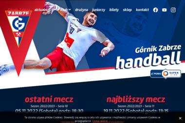 Górnik Zabrze Handball Sp. z o.o. - Joga Zabrze